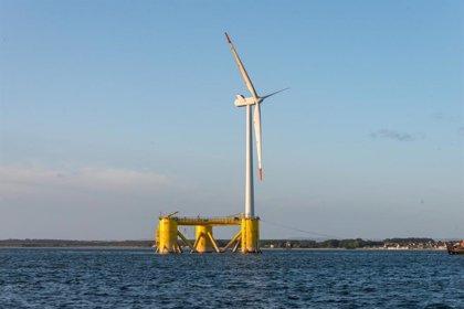 Economía.-Amper gana un contrato de 23 millones con Navantia para cinco plataformas flotantes en un parque eólico marino