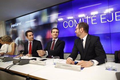 'Génova' admite que habrá cambios en sus grupos parlamentarios tras los pactos y se extenderán a la cúpula del partido