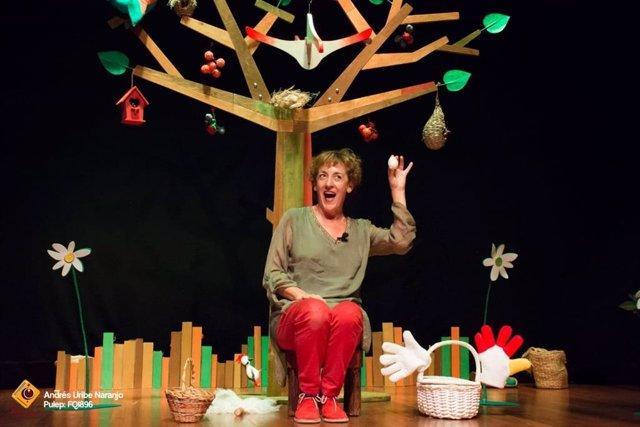 Teloncillo inicia esta semana una nueva gira en Uruguay para participar en el Festival 'El Galpón de Los niños'