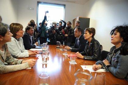 El PSN acepta que Geroa Bai presida el Parlamento de Navarra pero no quiere a EH Bildu en la Mesa