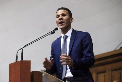 """El diputado venezolano Gilber Caro asegura que no alberga """"odio"""" tras pasar más de 50 días detenido"""