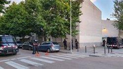 Operació contra el tràfic de drogues al Prat de Llobregat (Barcelona) (MOSSOS D'ESQUADRA)