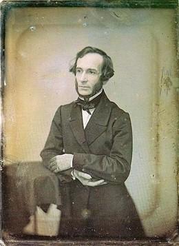 Juan Bautista Alberdi, autor intelectual de la Constitución Argentina