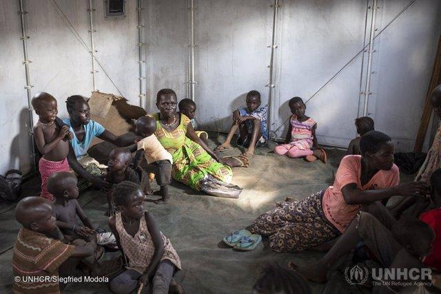 DDHH.- Los desplazados forzosos en el mundo vuelven a aumentar hasta los 70,8 millones, según ACNUR