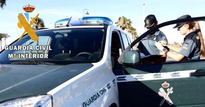 La Guardia Civil auxilia en Almería a dos gemelos de cinco años que habían desaparecido
