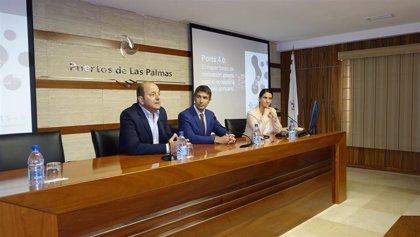 La Autoridad Portuaria de Las Palmas expone el proyecto Puertos 4.0 para promover la innovación entre las empresas