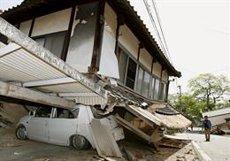Almenys 15 ferits per un terratrèmol de magnitud 6,8 al nord del Japó (KYODO KYODO / REUTERS - Archivo)