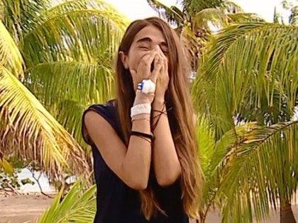 Violeta abandona 'Supervivientes 2019' por problemas en la vesícula