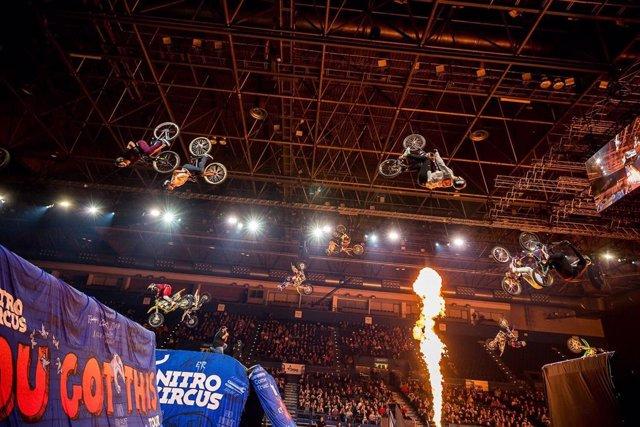 Nitro Circus 'You got this' Tour llega a Madrid