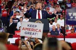 Arrenca a Florida la nova campanya de Trump de cara a les eleccions del 2020 (REUTERS / CARLO ALLEGRI)