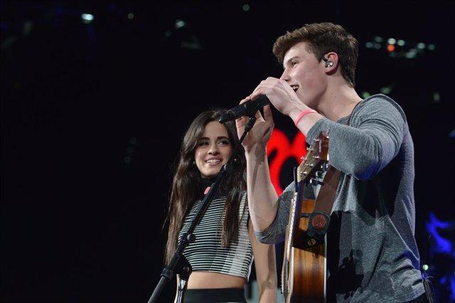 Shawn Mendes y Camila Cabello: Fogosa nueva colaboración
