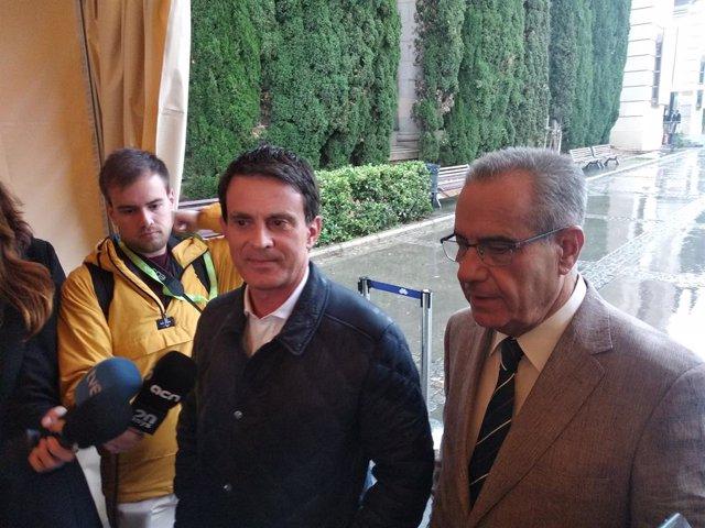 """26M.- Valls confia a ser la sorpresa i guanyar l'Alcaldia: """"Ens queden vuit dies per convèncer"""""""