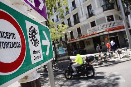 """Villacís afirma que Madrid Central se va a """"remodelar"""", no revertir, y que se acabará con el sistema de multas actual"""