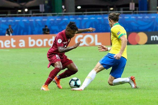 2019 Copa America - Brazil vs Venezuela