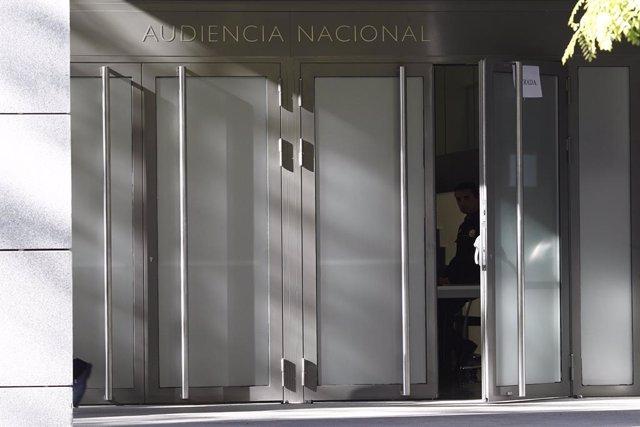 Seu de l'Audincia Nacional del carrer Gnova