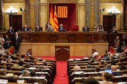 ERC vol que el Parlament exigeixi el compliment del dictamen del grup de treball de l'ONU (David Zorrakino - Europa Press)