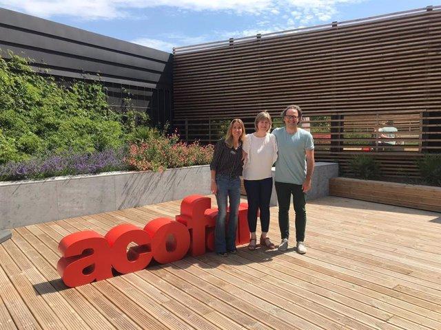 COMUNICADO: Plyzer intelligence, partner tecnológico para la transformación digital de Acofarma