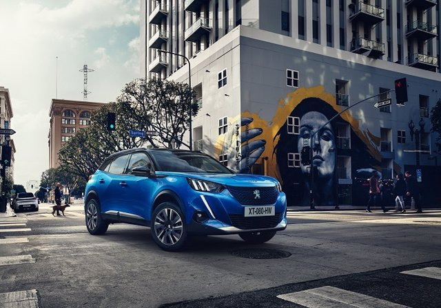Economía/Motor.- El nuevo Peugeot 2008, 'made in Spain', tendrá versión 100% eléctrica con 310 kilómetros de autonomía