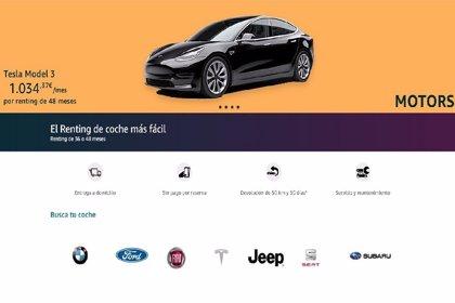 Amazon entra en el negocio del renting de vehículos de la mano de ALD Automotive