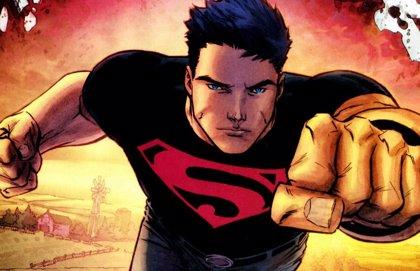 Primera imagen de Superboy en la 2ª temporada de Titans