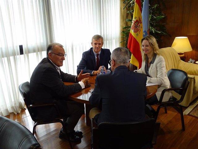 La Xunta creará una bolsa de socorristas que podrán usar los ayuntamientos para cubrir vacantes en verano