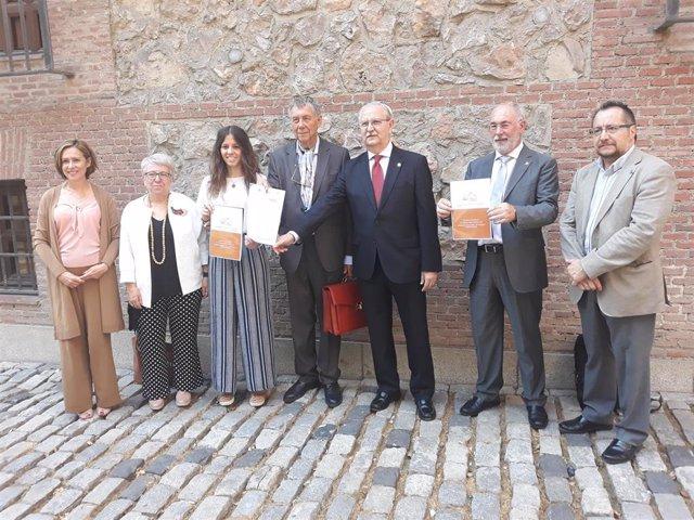 Médicos y pacientes piden en el Ministerio de Cultura que su relación se reconozca como Patrimonio Cultural Inmaterial