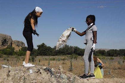 Los 13.000 héroes LIBERA recuperaron el sábado 83 toneladas de basura de la naturaleza en '1m2 por la naturaleza'