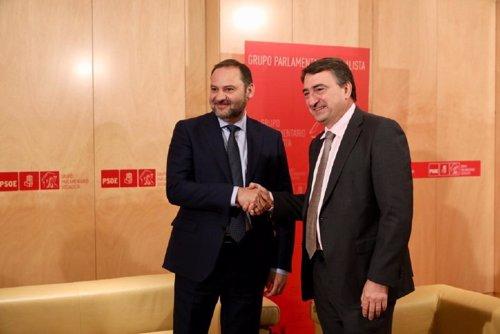 PNV advierte al PSOE de que aún no puede contar con los seis votos de sus diputados para la investidura de Sánchez