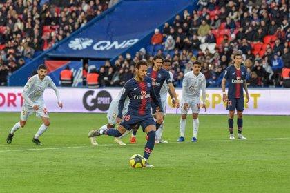 La UEFA desestima el recurso del PSG y confirma la sanción de tres partidos a Neymar