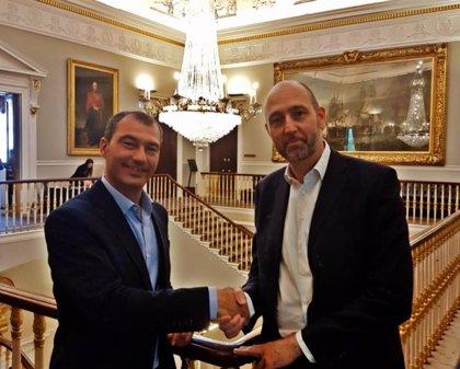 El secretario general de Anesdor, José María Riaño, reelegido miembro del comité ejecutivo de ACEM
