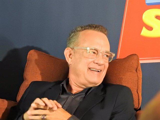 """Tom Hanks (Toy Story): """"Les joguines que prenen vida quan no hi ha ningú poden reflectir-la"""""""