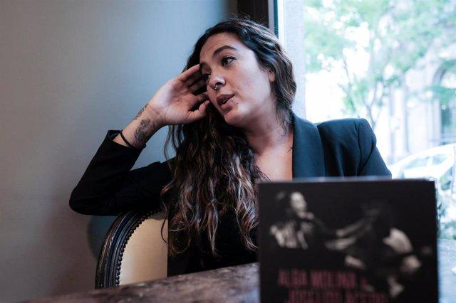 Alba Molina presenta su nuevo disco, 'Para Lole y Manuel', con el que cierra la trilogía de homenaje a sus padres, Lole y Manuel
