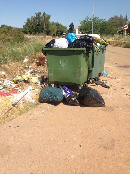 """El PP censura el """"pacto de vagos"""" en Felanitx que provoca que el camión de la basura esté cinco días sin pasar"""