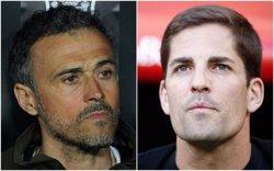 Luis Enrique cessa i Robert Moreno serà el nou seleccionador nacional de futbol fins al 2020 (AFP7)