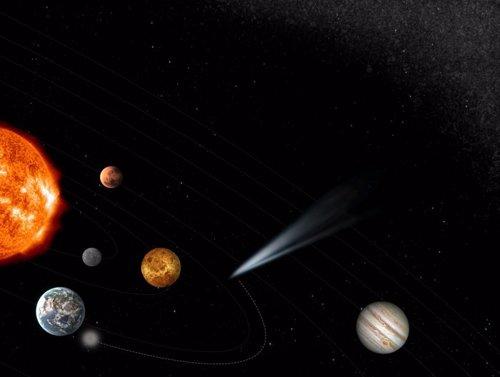 La ESA afronta la primera misión a un cometa nuevo en el sistema solar interior