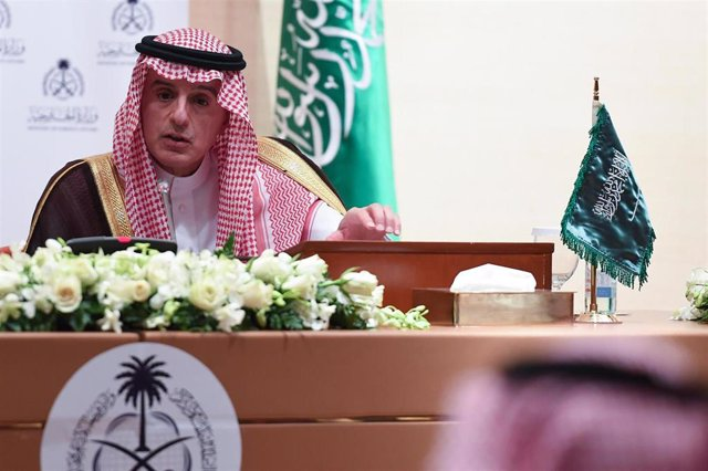 Russian Foreign Minister Sergey Lavrov in Saudi Arabia