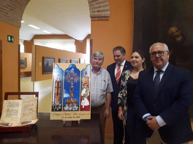 Jaén.- La Junta inicia los trámites para que el Corpus Christi de Villardompardo sea declarado de Interés Cultural