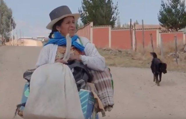 Manos Unidas recuerda la violencia sexual que sufrieron miles de mujeres en el conflicto armado en Perú