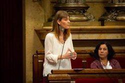 Torra i Albiach es reuneixen aquest dijous al Palau de la Generalitat (EUROPA PRESS - Archivo)