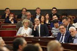 Cs reclama al Senat que anul·li les fórmules d'acatament de la Constitució dels senadors independentistes (JESÚS HELLÍN - EUROPA PRESS)