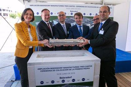 El dueño de Nivea, Beiersdorf, invertirá 55 millones de euros en la ampliación de su planta de Madrid