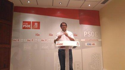 El PSIB se mantiene a la espera de la decisión de MÉS para conformar un Govern a tres bandas