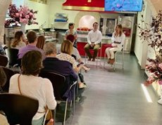 La nova Fundació Mey Hofmann posarà la cuina al servei de la lluita contra el càncer de mama (FUNDACIÓN MEY HOFMANN)