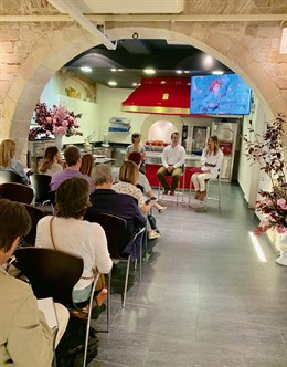 La nova Fundació Mey Hofmann posar la cuina al servei de la lluita contra el cncer de mama