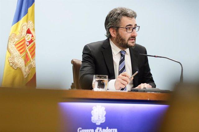 L'expresident del Parlament andorrà serà el nou ambaixador a Espanya