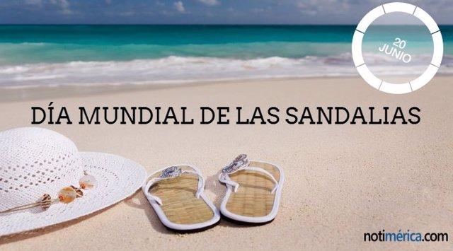 20 De Junio: Día Mundial De Las Sandalias, ¿Cuando Se Inventaron Estos Zapatos?
