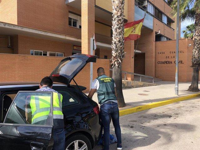 Valencia.- Sucesos.- Detenidos tres hombres por 25 robos con fuerza en vehículos en ocho localidades