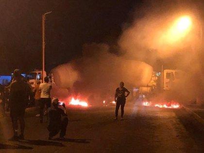 Al menos un muerto y 15 heridos tras las protestas en Honduras que piden la dimisión del presidente Orlando Hernández