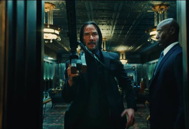 """Halle Berry, muchos perros y """"muchas armas"""" en el nuevo tráiler de John Wick 3: Parabellum"""