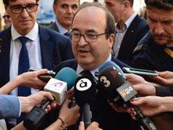 Miquel Iceta pronostica que la sentència de l'1-O serà